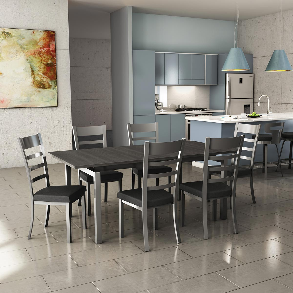 Kitchen Tables With Chairs: Amisco Owen Dining Chair From $201.00 By Amisco