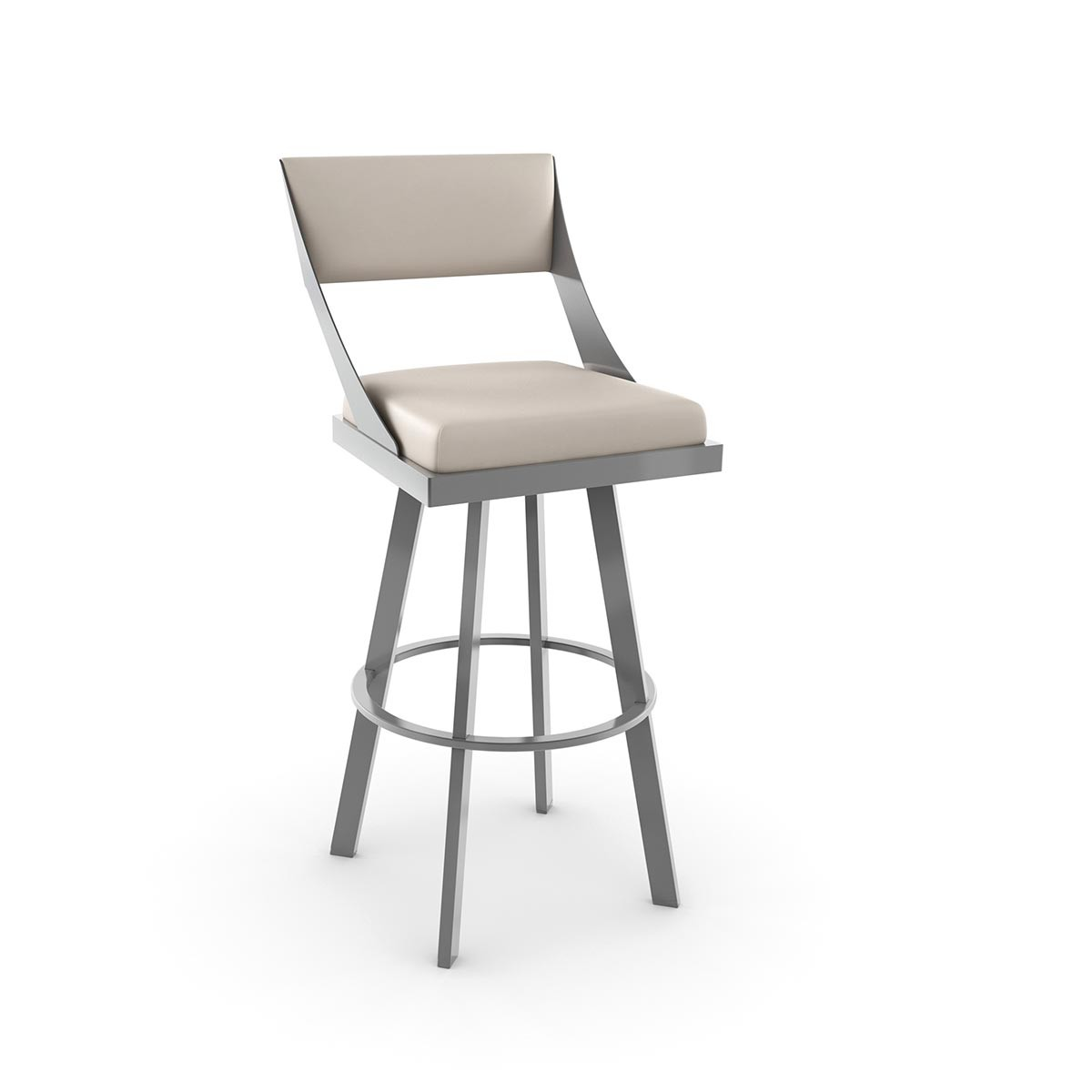 Amisco Fame Swivel Stool From 319 00 By Amisco Danco Modern
