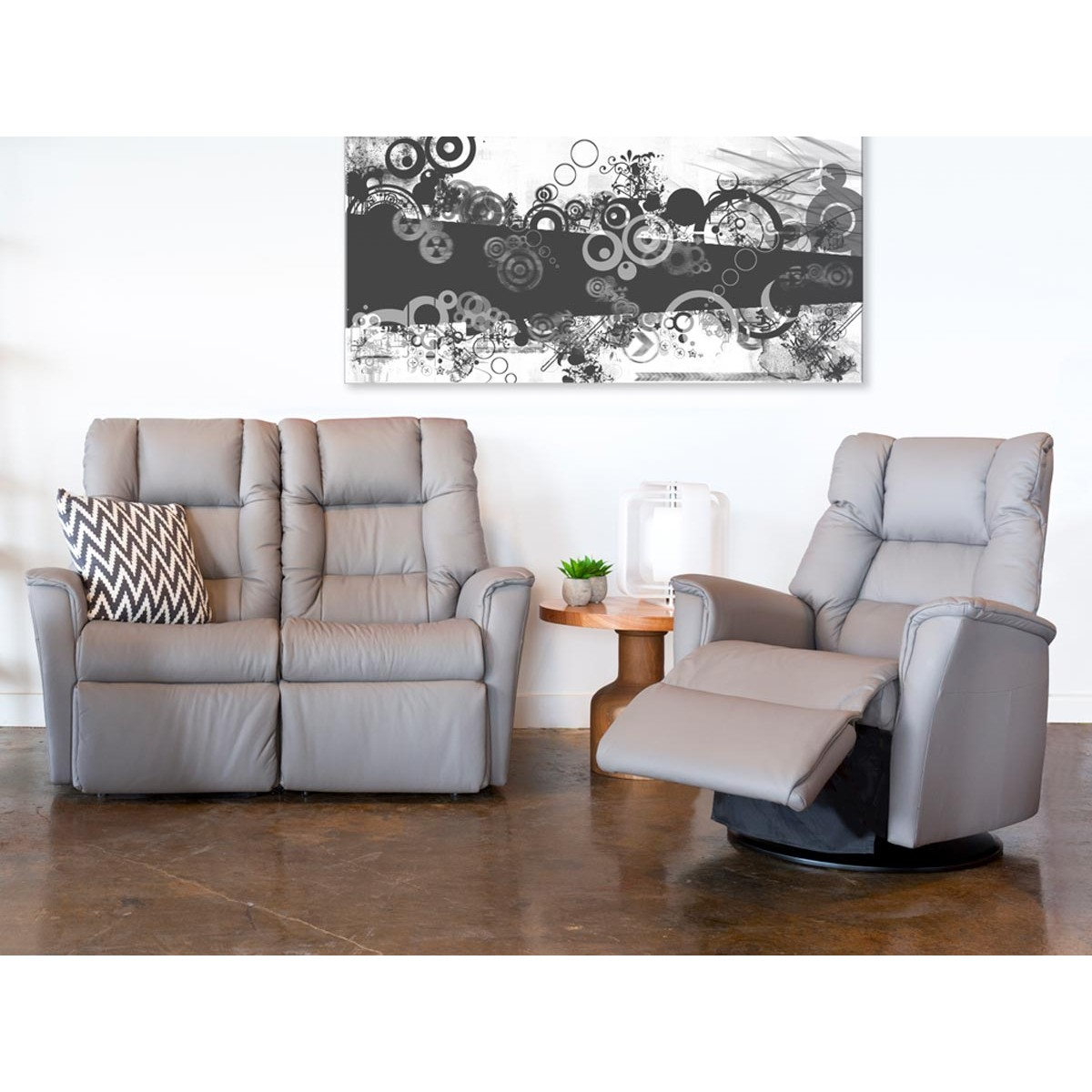 IMG Verona 2-Seat Relaxer Recliner from $2,722.50 by IMG | Danco Modern