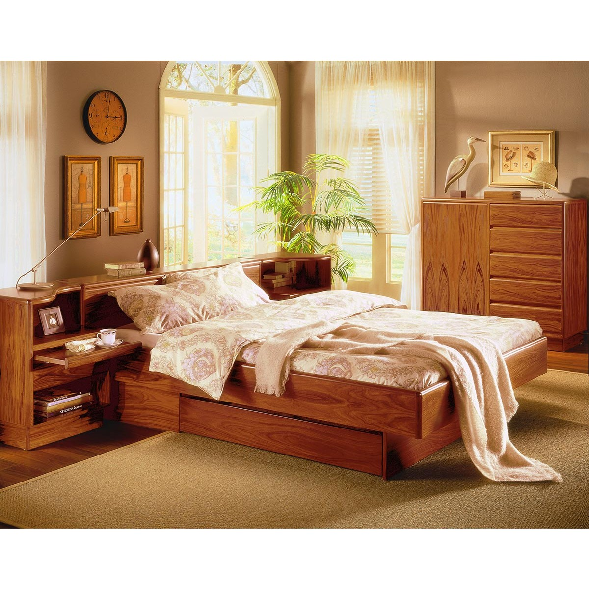 mobican prestigia bedroom set - Full Set Bedroom Set