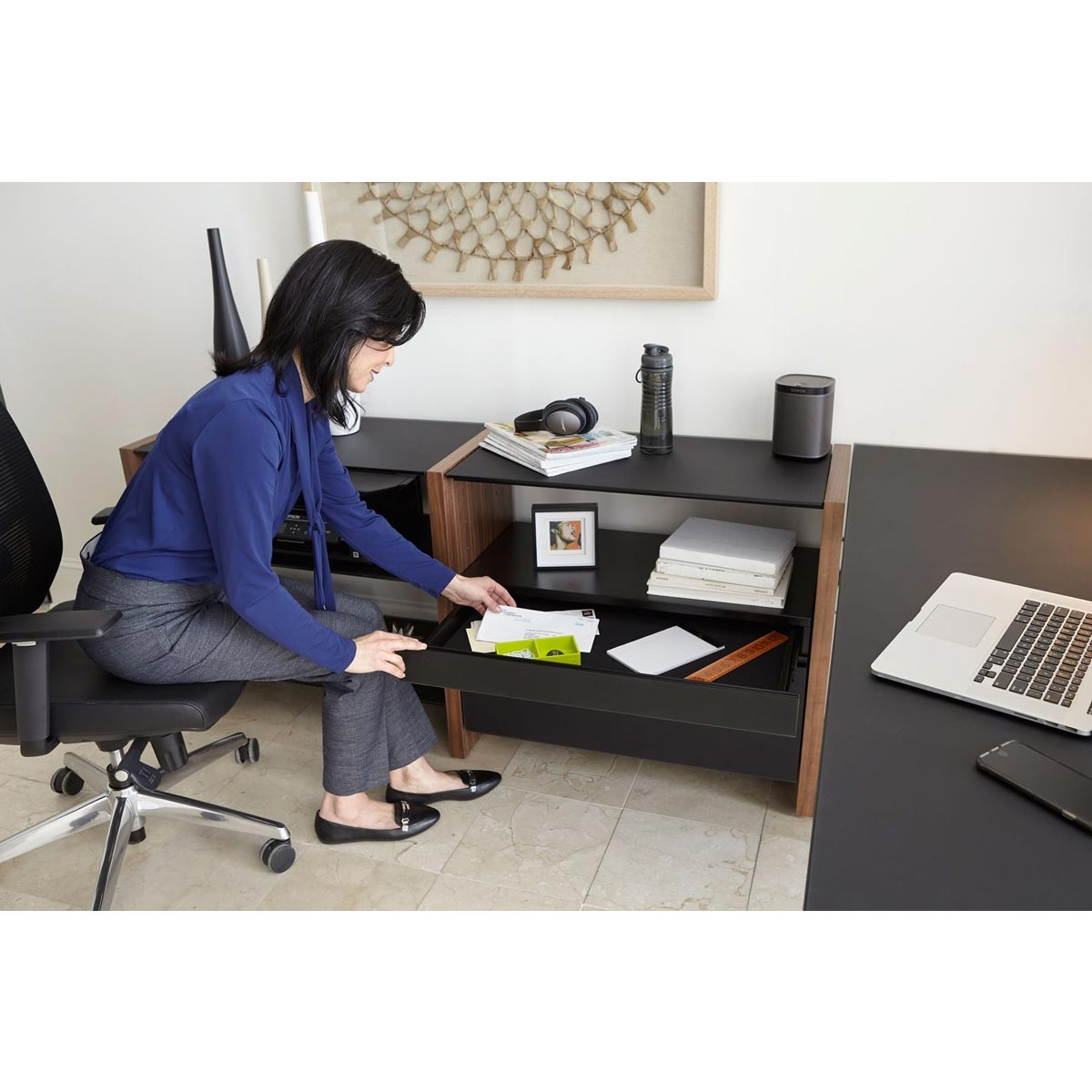 semblance office modular system desk. $3,540.00 USD Semblance Office Modular System Desk