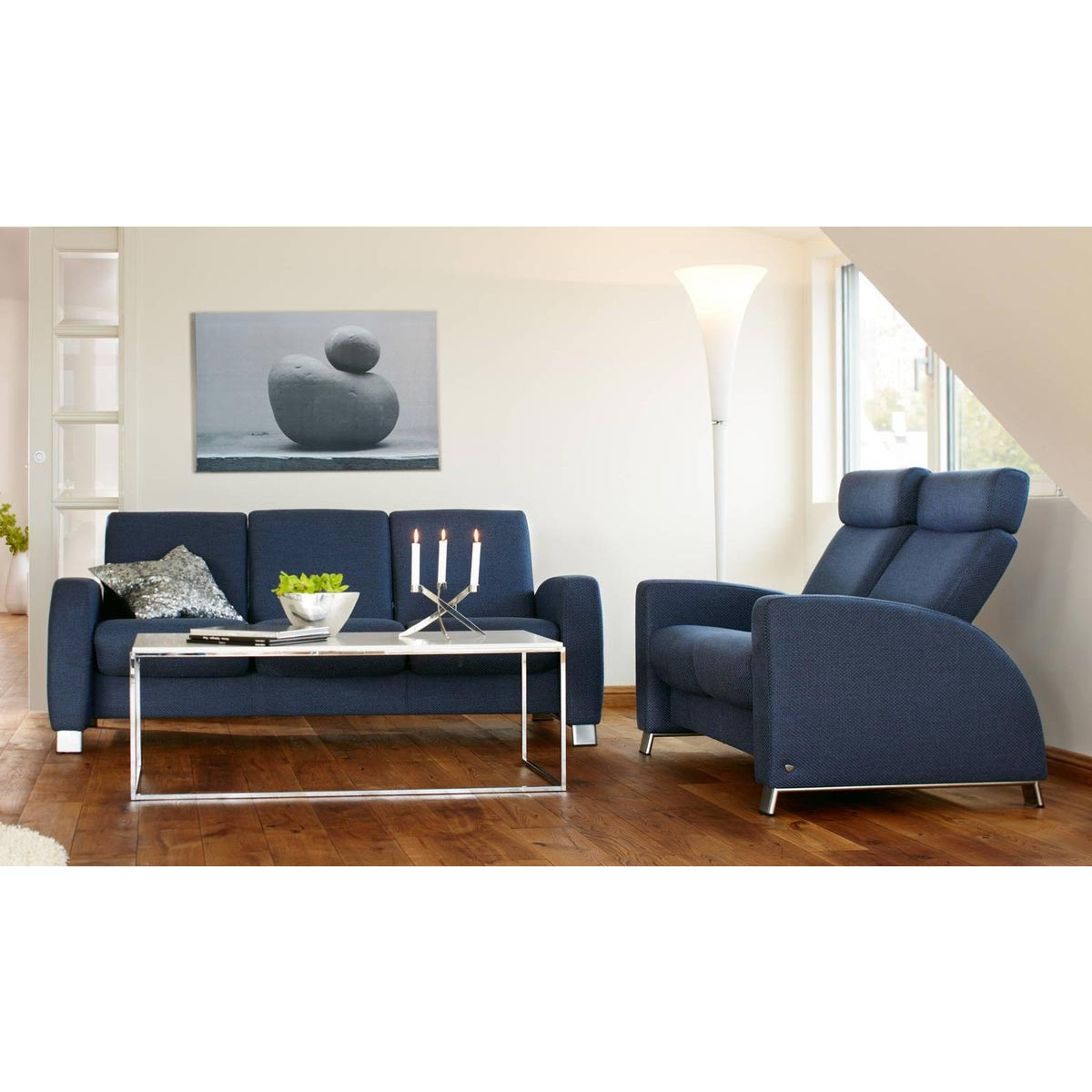 Stressless Arion Low Back Sofa. Display Gallery Item 1; Display Gallery  Item 2 ...