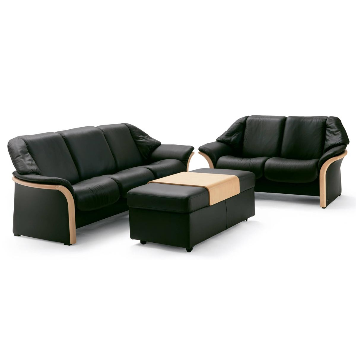 Stressless Eldorado Low Back Sofa