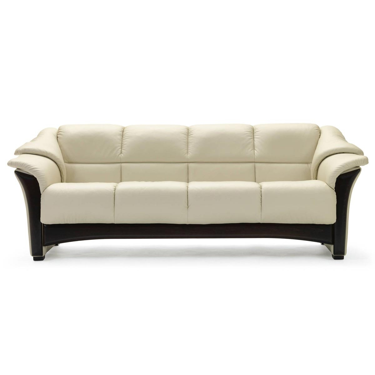 Ekornes Oslo Sofa Wood Trim