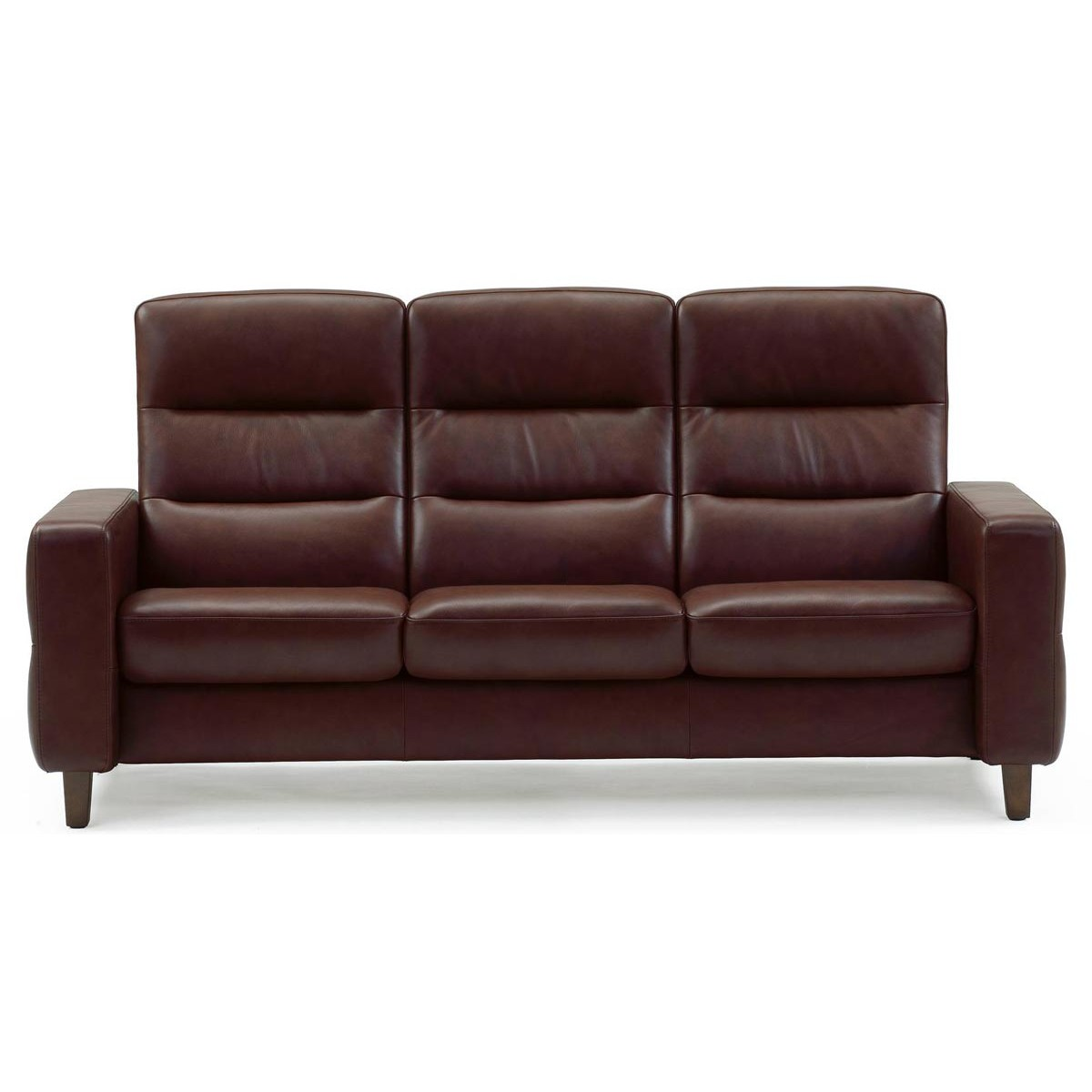 Stressless Wave High-Back Sofa from $3,995.00 by Stressless | Danco ...