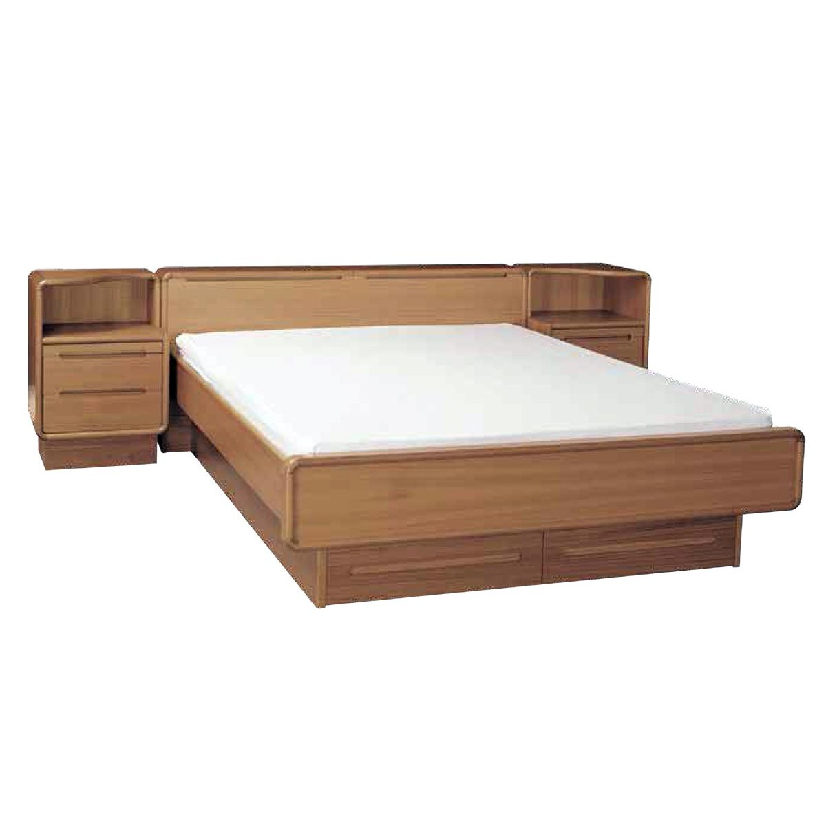 Sun 81 series bedroom set