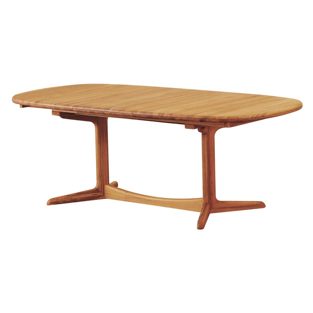 Sun Dining Table BL From By Sun Cabinet Danco Modern - Teak dining table with leaf