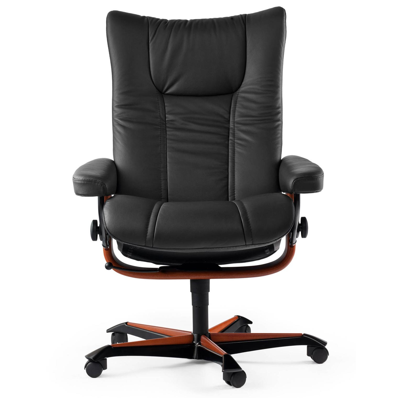 stressless wing office chair from 2 by stressless danco