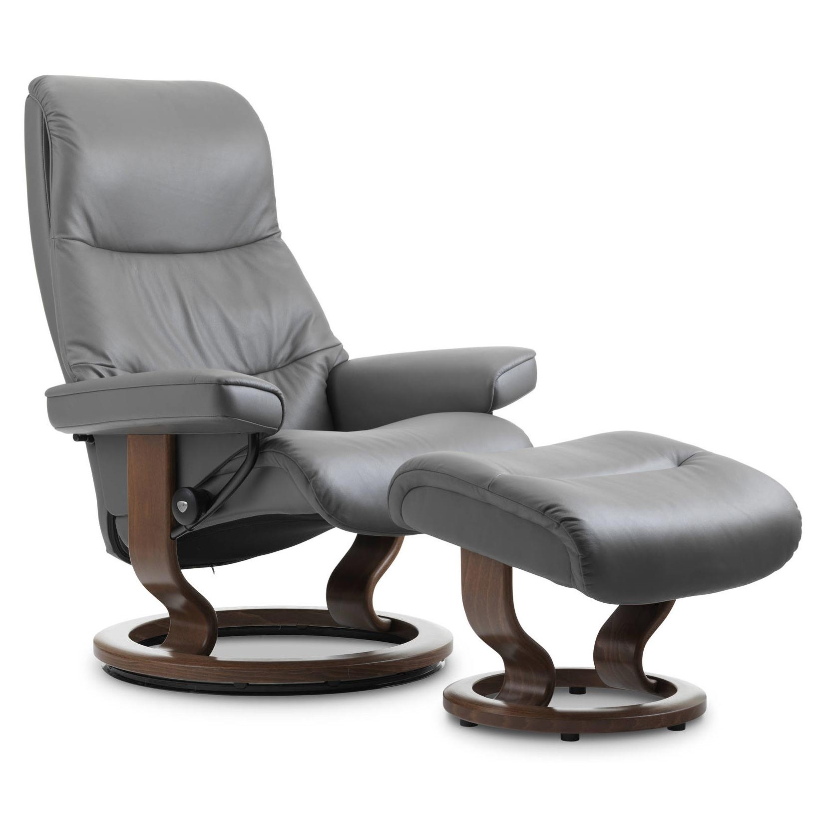 Stressless View Classic Recliner & Ottoman from $3 195 00 by