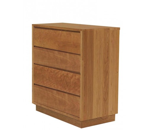 Lyndon Brattleboro 4 drawer High Chest
