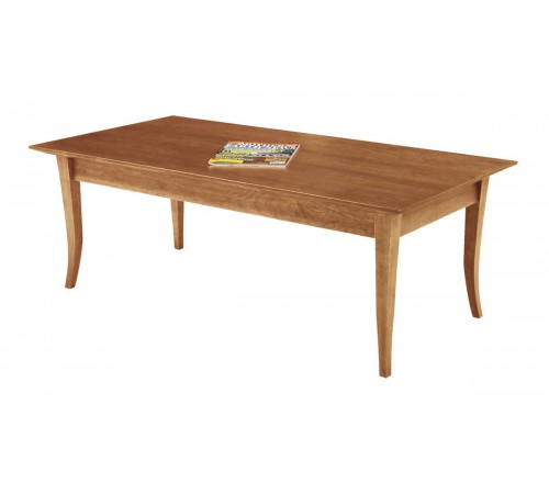 Lyndon Flare Leg Coffee Table Series