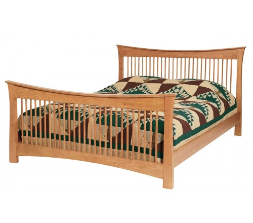 Lyndon Granby Queen Bed (with low or hi footboard)