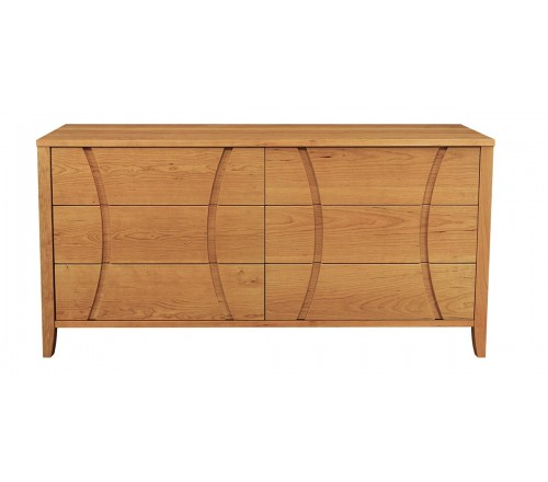 Lyndon Holland Double 6 Drawer Dresser
