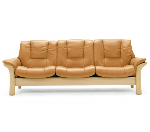 Stressless Buckingham Low-Back Sofa