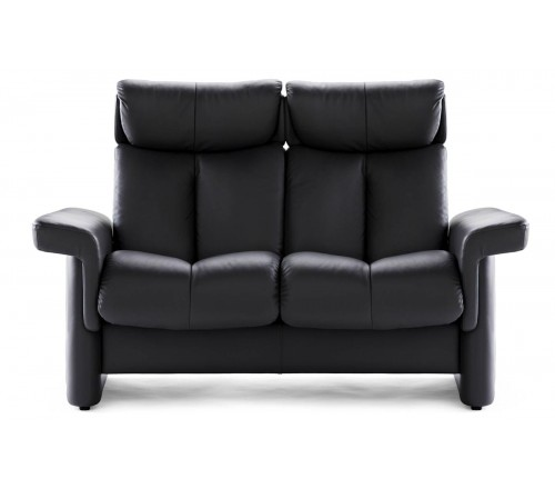 Stressless Legend High-Back Loveseat