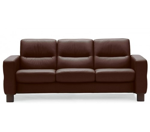 Stressless Wave Low-Back Sofa