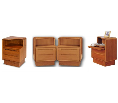 Sun 8100 Nightstands - left and right options