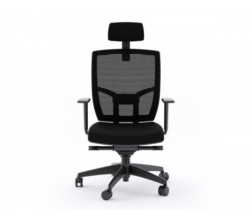 BDI TC-223-DHF Office Chair ( Fabric Seat )