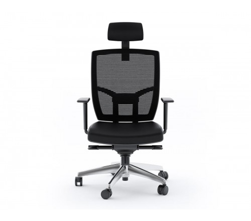 BDI TC-223-DHL Office Chair ( Leather Seat )