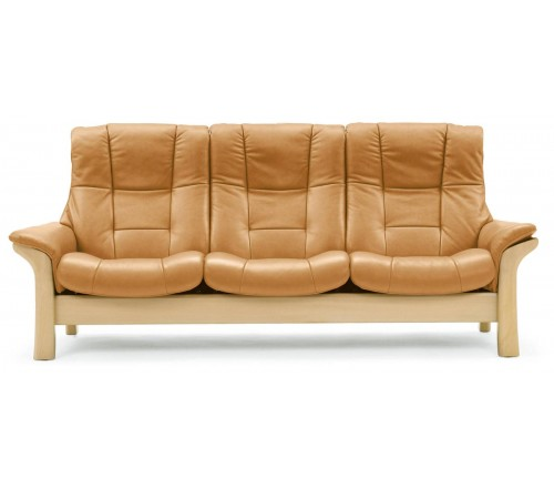Stressless Buckingham High Back Sofa From 4 By