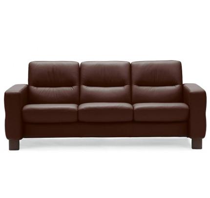 Stressless Wave Low-Back Sofa