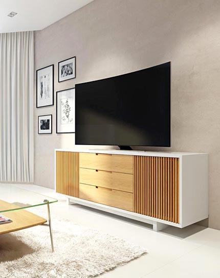 TV Stands & Media Storage