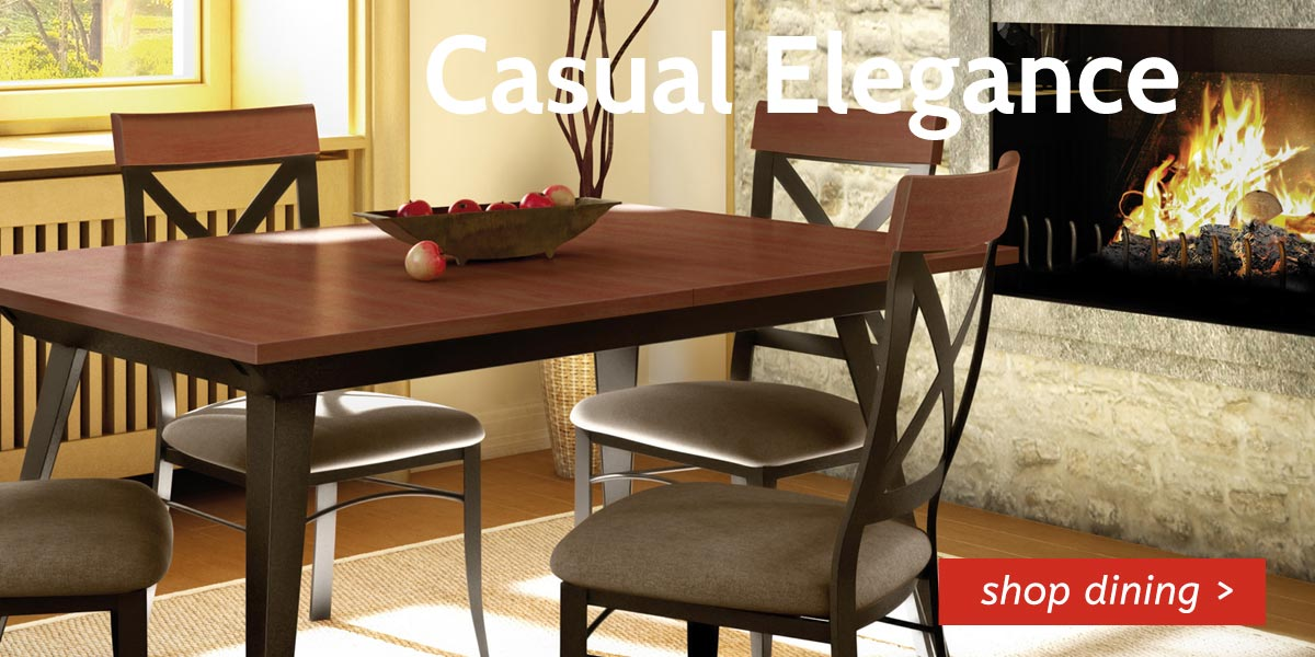 Casual Elegance with Danco Dining Rooms