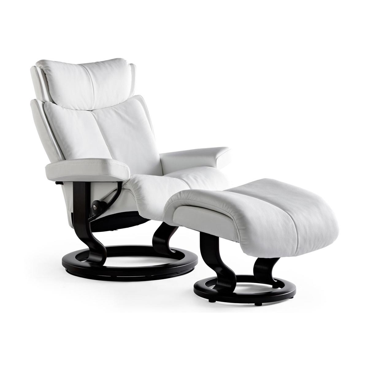 Stressless Magic Small Recliner Ottoman From 3 295 00 By