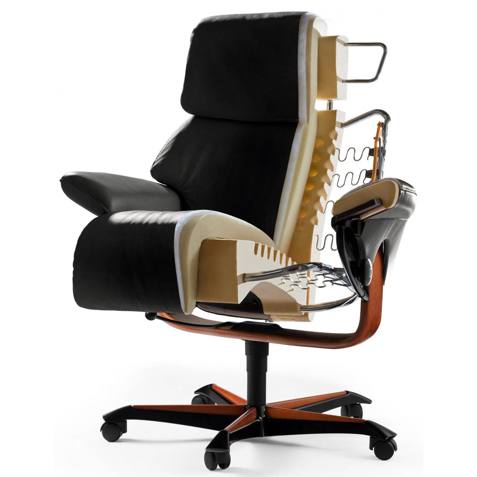 Brilliant Stressless Consul Office Chair Unemploymentrelief Wooden Chair Designs For Living Room Unemploymentrelieforg