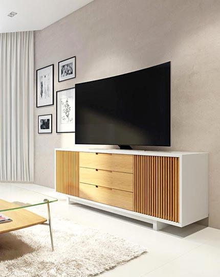 TV Stands & Media Storage